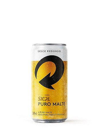 Skol Puro Malte - Lata 269ml c/15 unidades