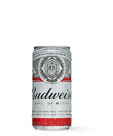 Budweiser Descartável - Lata 269ml c/8 unidades