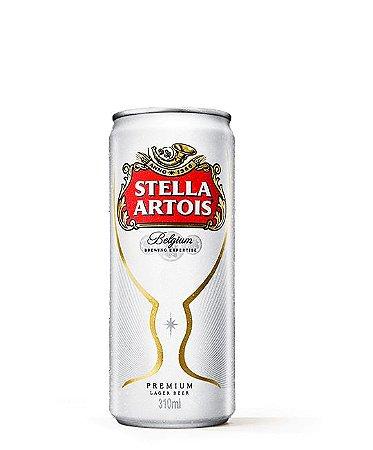 Stella Artois Lata 350ML  c/8 Unidades