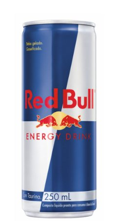 Red Bull Lata 250ml c/ 24 unidades