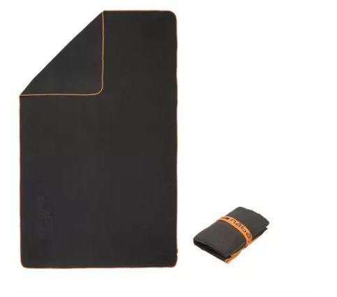 Toalha de microfibra Nabaji - Preta G