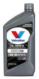 Valvoline ADVANCED MST 5W30 ACEA C3 com DPF - MB VW BMW Porsche DEXOS 2