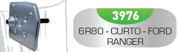 Filtro de Transmissão Automática 6R80 - Ford Ranger