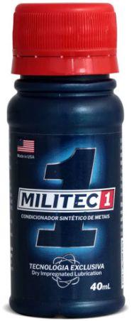 MILITEC 1 - Condicionador Sintético de Metais 40 ml