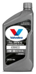 Valvoline ADVANCED 5W30 API SP ILSAC GF-6 946 ml