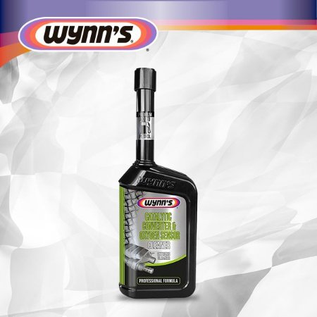 Produto para limpeza do Catalisador e Sonda lambda - Wynn´s Catalytic Converter and Oxygen Sensor Cleaner 500 ML