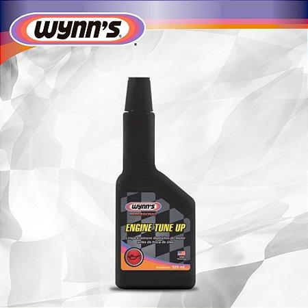 Produto para limpeza de válvulas, tuchos e comando de válvulas  - Wynn´s Engine Tune Up 325 ml