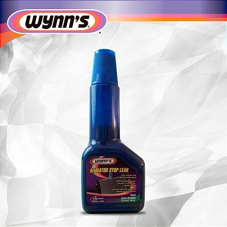 Veda vazamentos de Radiador e Sistema de Arrefecimentos - Wynns Radiator Stop Leak 180ml