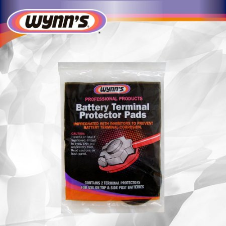 Protetor de bornes de bateria  - Wynns Battery Pad Set