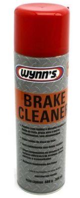BRAKE CLEANER Wynn´s - Limpa Freios e Contato 488 g - Reduz ruídos de disco de freio