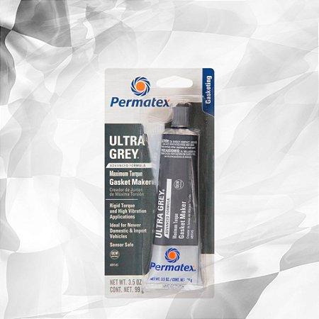 Permatex ULTRA GREY 99 g (PX89172)| Cola de Silicone para alta temperatura / Formador de juntas de máxima torção