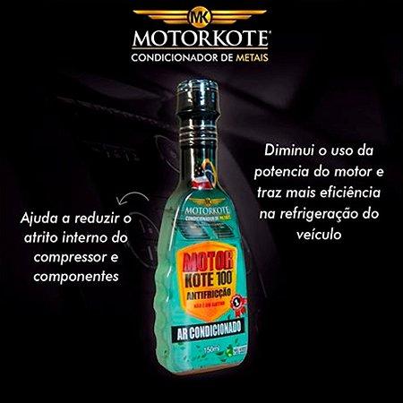 MOTORKOTE 100 - Aplicação Ar Condicionado 150 ml