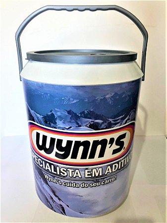 Cooler para bebidas Wynn´s personalizado - Capacidade 12 latas