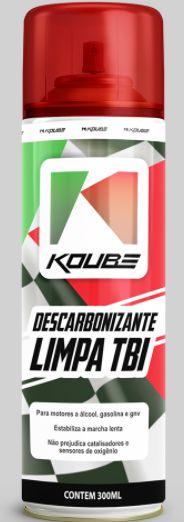 KOUBE Descarbonizante Limpa TBI 300 ml