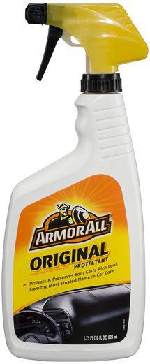 Armor All ORIGINAL PROTECTANT 828 ml - Limpa, brilha e protege