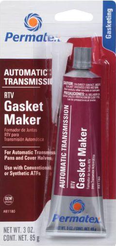 Silicone para Transmissão Automática Permatex 85 g - Gasket Maker (PX81180)
