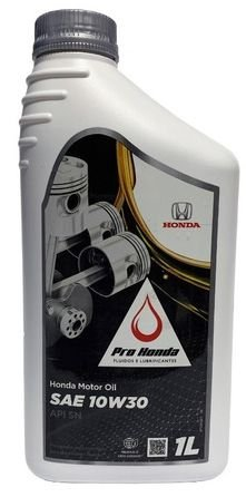 Óleo de Motor 10W30 API SN Mineral - Original Honda
