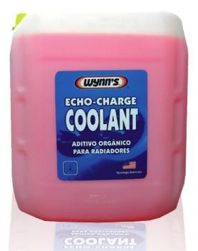 ECHO CHARGE Coolant FIFTY-FIFTY Rosa Pronto uso 20 lt