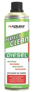 KOUBE PERFECT CLEAN Diesel via tanque 500 ml - É um produto 5 EM 1