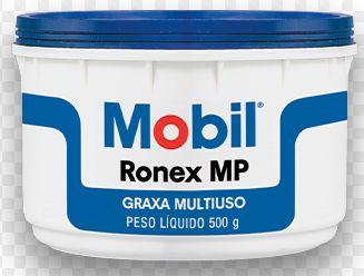 Graxa Multiuso Mobil Ronex MP 500 g (Complexo de lítio NLGI-2) Aprovação Ford