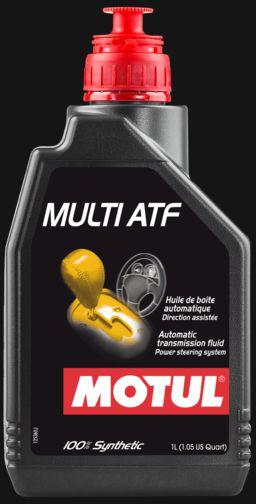 MOTUL MULTI ATF 100% Sintético 1 Lt - Transmissão Automática