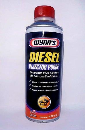 Wynn´s Diesel Injector Purge 470 ml - Limpador para Sistema de Combustível DIESEL