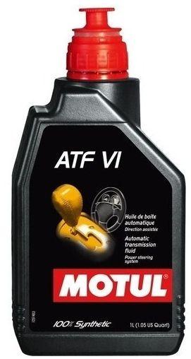 MOTUL ATF VI Lubrificante Sintético para Transmissão Automática 1 lt