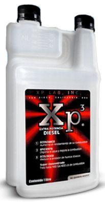 Xp3 Diesel - Melhorador de combustível 1 lt
