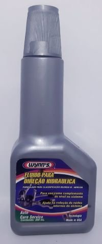 Wynn´s Fluído de Direção Hidráulica DEXRON III / MERCON 200 ml