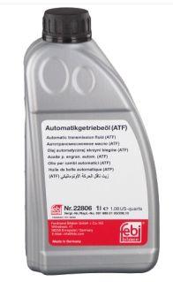 Febi Fluído 22806 ATF Mercon V -  Dexron II / III / III G / III H Sintético