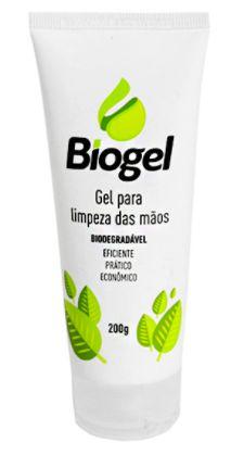 Biogel Gel para Limpeza das mãos 200g