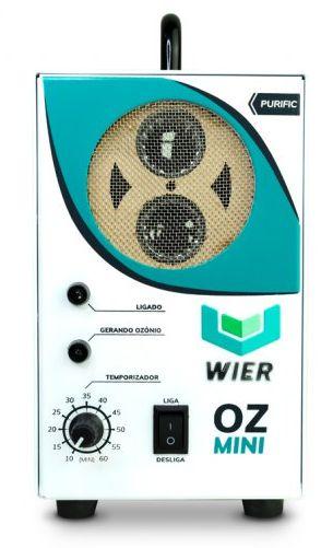 Gerador de Ozônio WIER 55W 110/220V