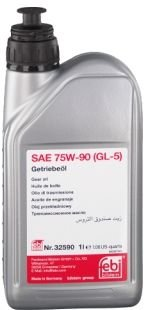Febi Fluído Sintético 32590 75W90 API GL-5 - BMW / Ford / VW