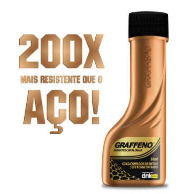 Condicionador de Metais GRAFFENO NANOTECNOLOGIA 50 ml