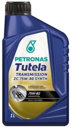 Tutela TRANSMISSION ZC 75W80 API GL-5 1L - FIAT  9.55550