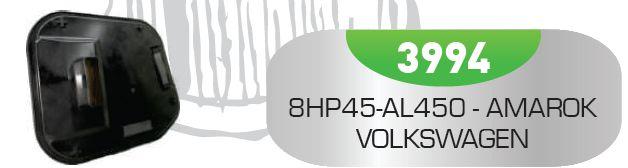Filtro de Transmissão Automática 8HP45 - AL450 - VW AMAROK