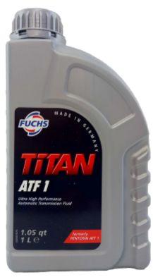 Lubrificante Sintético para Transmissão automática TITAN ATF 1 - Voith ZF ATF+4 MB 236.11