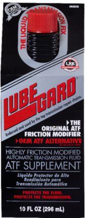 LUBEGARD Highly Friction Modified ATF Supplement 296ml - Evita e elimina tremor no conversor de torque