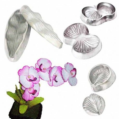 Kit Frisadores Orquídea Vanda