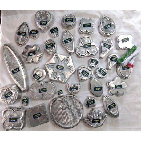 Kit Diamante 30 frisadores FRETE GRÁTIS