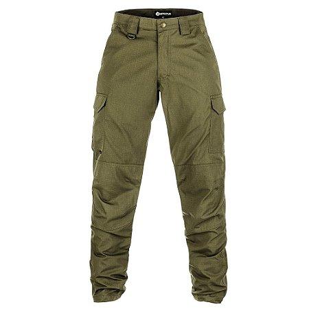 Calça Militar Tática Sabre Verde Forças Especiais Invictus