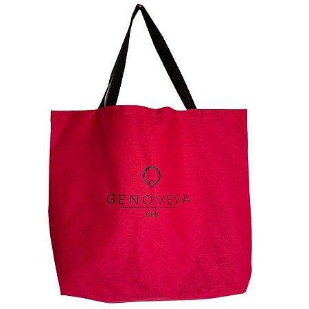 Ecobag Genoveva Pink