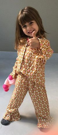 Pijama Geométrico