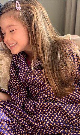 Pijama Roxo