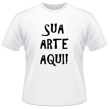 Camiseta T-Shirt Personalizada P/M/G/GG