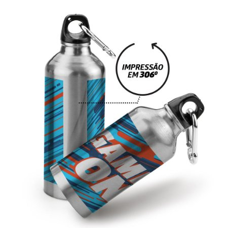 Squeeze Prata 500 ml