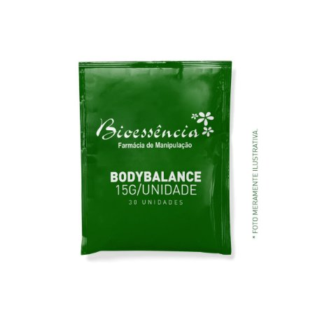 Bodybalance 15g/unidade 30 unidades