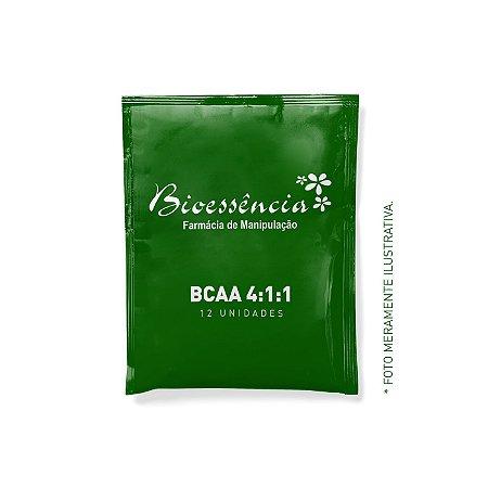 BCAA4:1:1 12 unidades