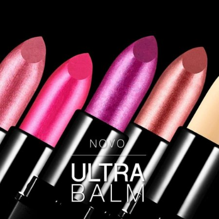 Batom Pink Cheeks Ultra Balms