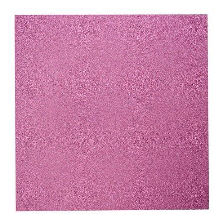 Mural Magnético Glitter rosa -DIVA